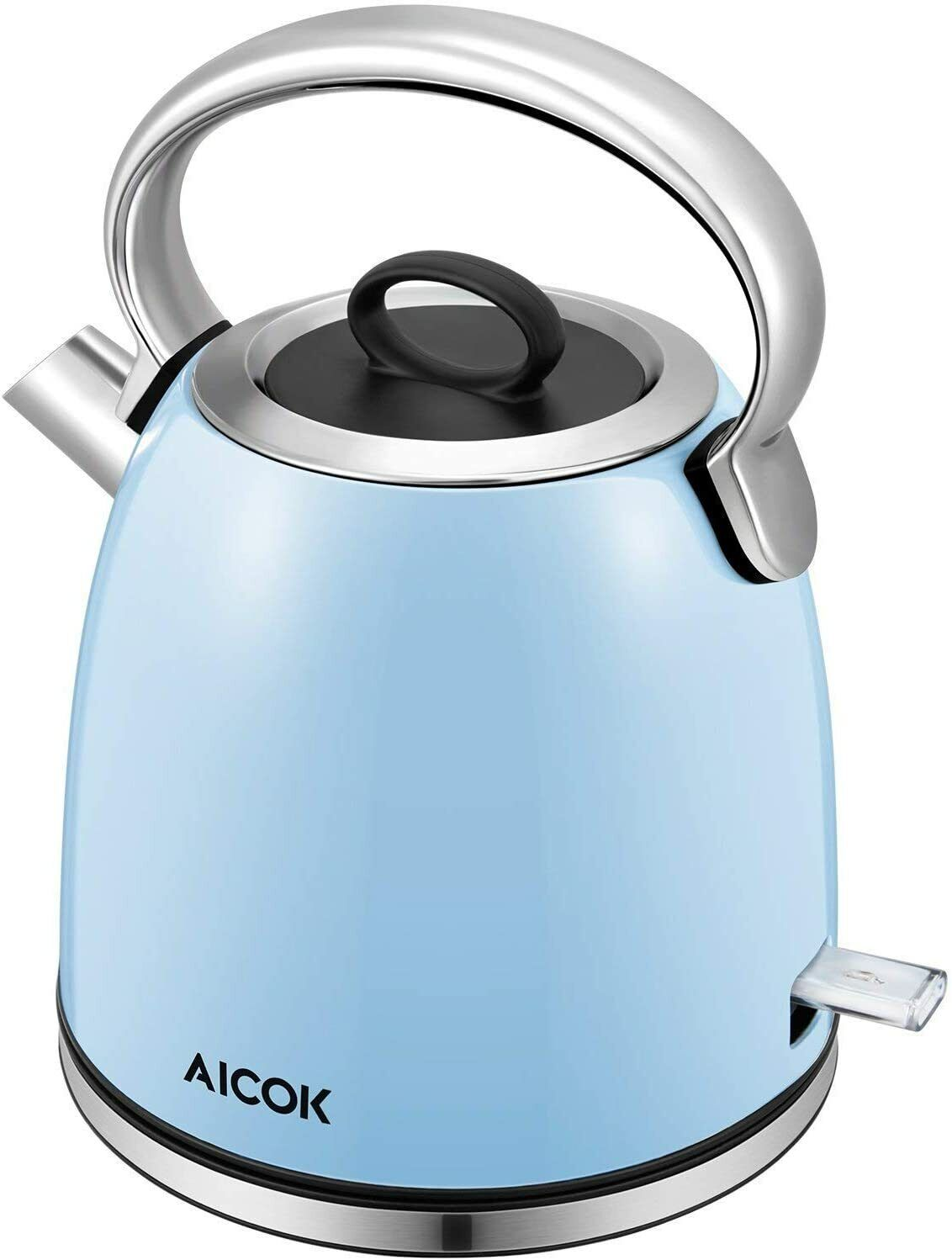 Retro Electric Kettle Water Boiler Fast Boiling Tea Kettle 1