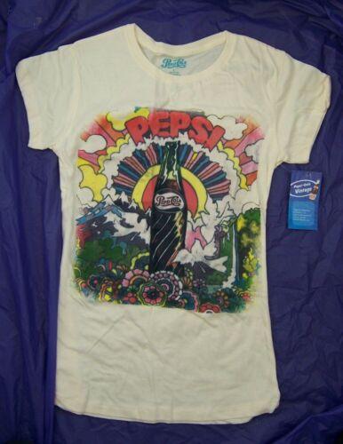 2008 Pepsi Stuff Mail Order T-Shirt Vintage 1970
