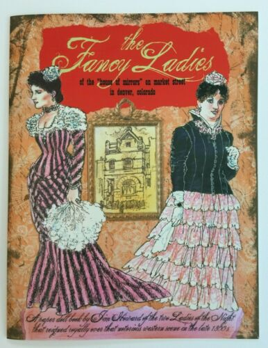 *Special Edition!* FANCY LADIES OF DENVER PAPER DOLLS by Jim Howard