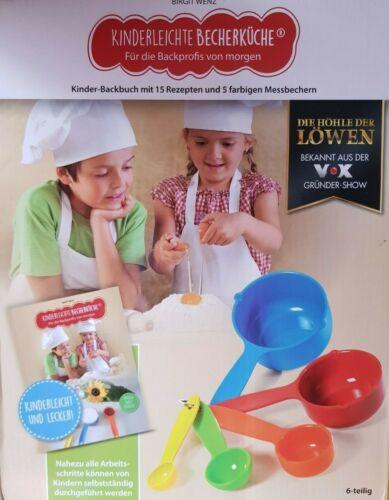 Kinderleichte Becherküche - Für die Backprofis von Morgen Kinder Backen Hilfe