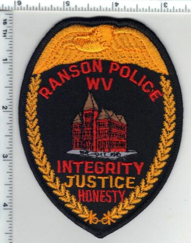 Ranson Police (West Virginia) 1st Issue Shoulder Patch