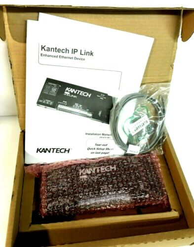 Kantech (KT-IP) IP Link Network Communication Module