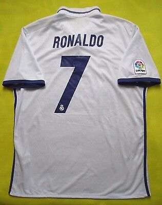 official photos 1b18c c70bb Soccer-International Clubs - Cristiano Ronaldo Real Madrid ...