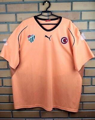 b891ec81 Bursaspor third jersey 2XL 2010 2011 shirt soccer football Puma