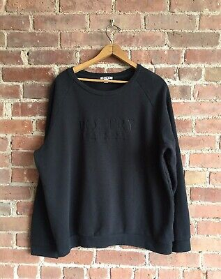 Acne Studios Mens Sweatshirt, Poetry Size Small UW13