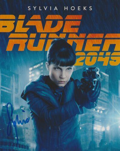 Sylvia Hoeks Blade Runner Autographed Signed 8x10 Photo COA MR306
