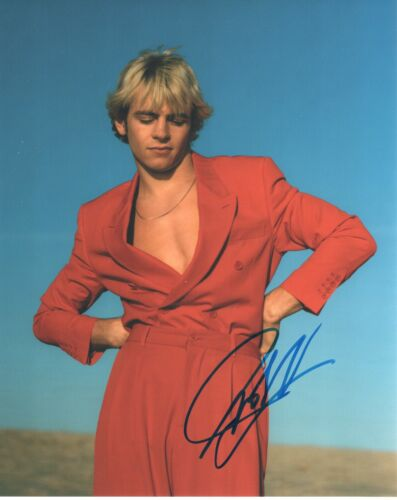 Ross Lynch Chilling Adventures Sabrina Autographed Signed 8x10 Photo COA