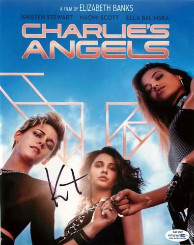 Kristen Stewart Signed 8x10 Poster Photo EXACT Proof ACOA COA