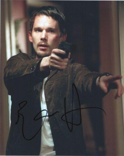 Ethan Hawke Training Day Autographed Signed 8x10 Photo COA #J2