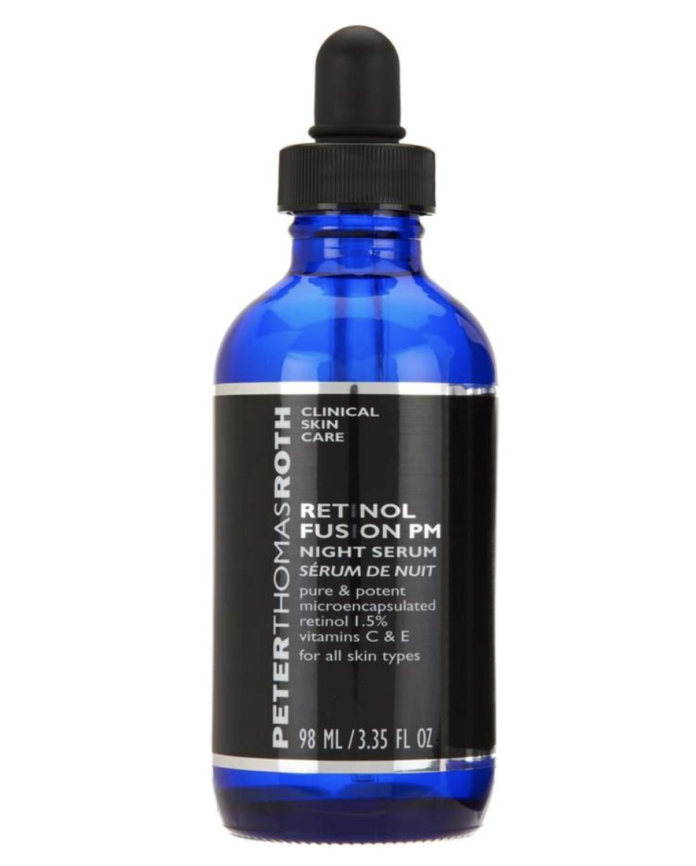 retinol fusion pm night serum 3 35