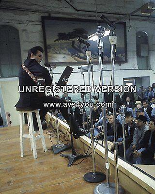 "Johnny Cash 10"" x 8"" Photograph no 8"