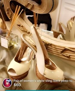 Shoes and women's clothing
