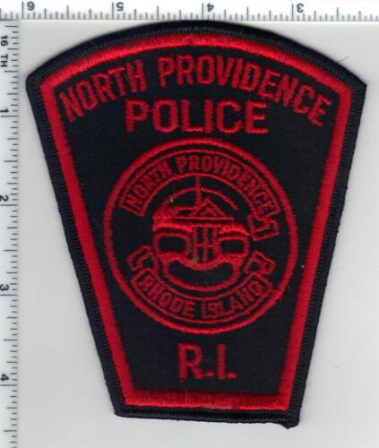 North Providence Police (Rhode Island) 1st Issue Shoulder Patch