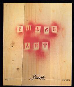 FINARTE-CATALOGO-ASTA-ARTE-CONTEMPORANEA-1961-2001-YOUNG-ART-MILANO-GIUGNO-2001