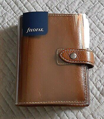 Filofax Pocket Malden Ochre