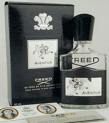 Creed Aventus 50ml / 1.7oz Batch 21S11 Sealed Authentic & Fast from Finescents!