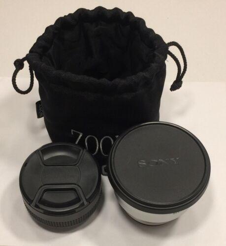 Sony Cyber-shot VCL-HGD1758  x1.7  Tele Conversion Lens & VCL-1558 Lens   x1.5