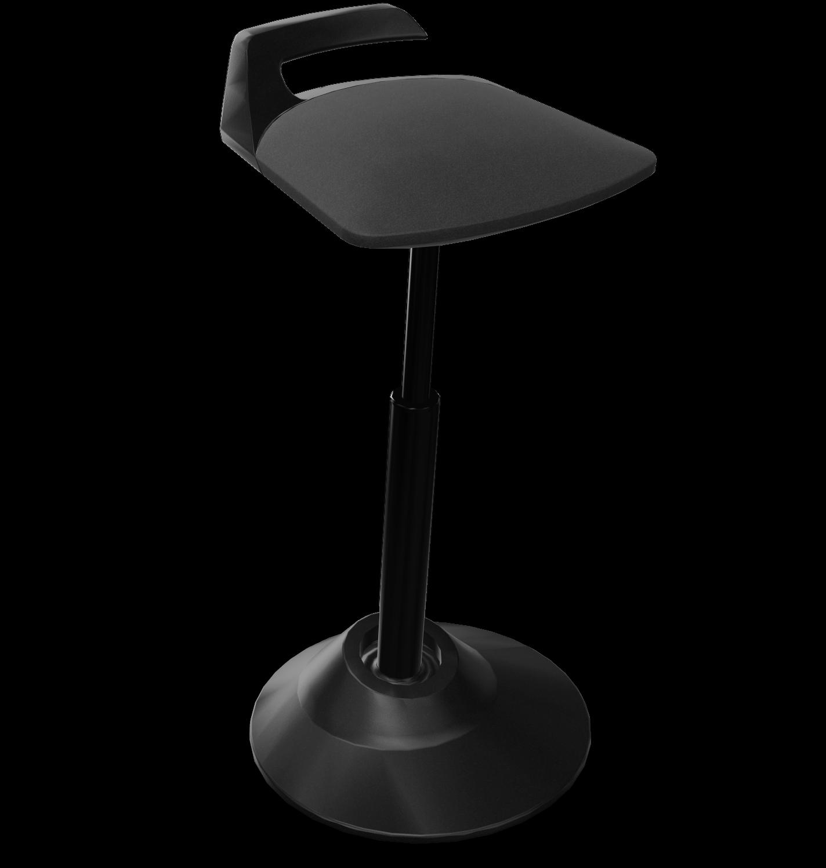 aeris muvman Sitzfarbeblack Basisschwarz mit Originalverpackung Unbenutzt