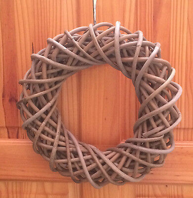 Table Decoratons Natural Willow Chunky Weddings Christmas Door Wreath Base ()