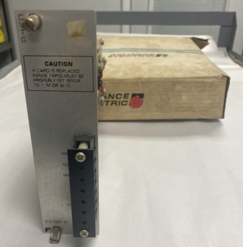Reliance 0-51831-6 Cvtg Pc Board