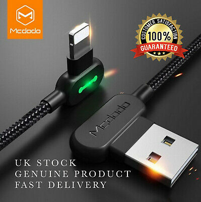 MCDODO iPhone Long Cable Charging  3m 1.8m 1.2m 0.5m for Apple  6 7 8 X 11