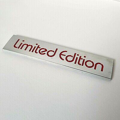 Rot Chrom Effekt 3D Limitierte Auflage Abzeichen für Mercedes GLS Glc Vito X