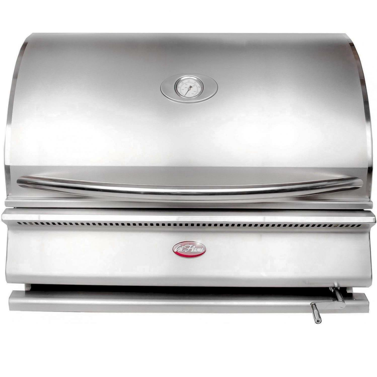 Cal Flame BBQ Built In Grills G Charcoal - LP BBQ18G870