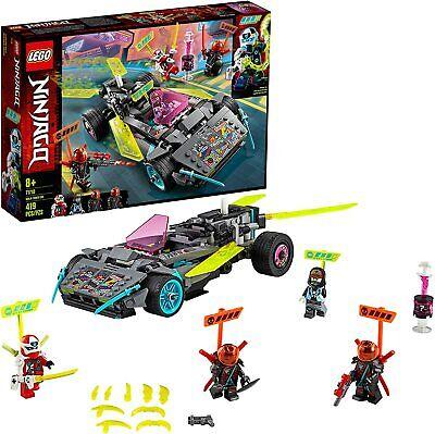 NEW LEGO Ninjago 71710 Ninja Tuner Car
