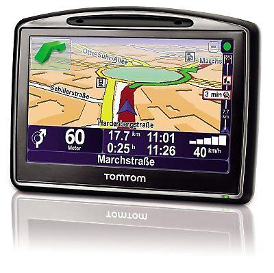 "TomTom Start 20 m central Europa traffic XL GPS/"" 8 gb /""TMC Navi Lifetime Maps"
