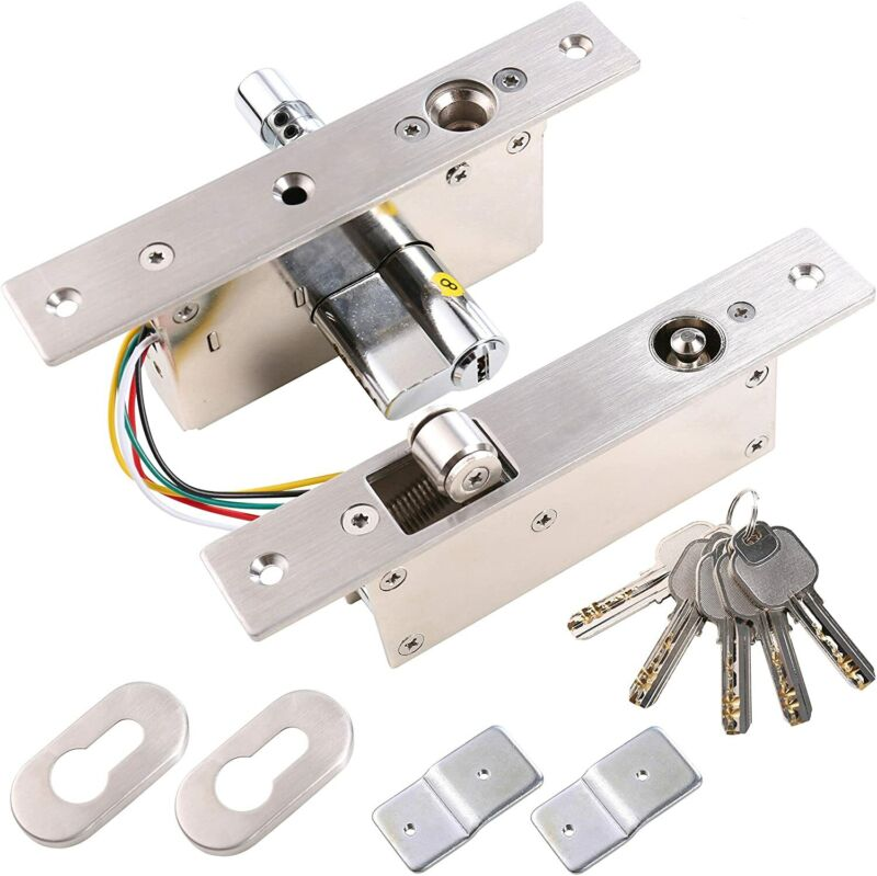Dedicated Electric Bolt Lock for Sliding Door Fail Secure NO Mode