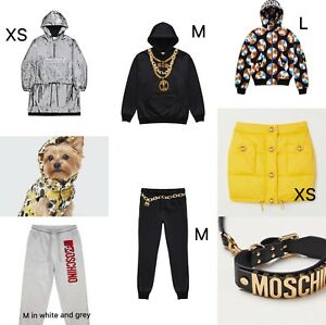 Moschino H&M collection