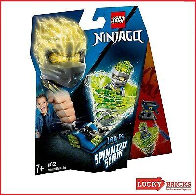 70682 Spinjitzu Slam – Jay + NEU & OVP + (Ninjago Lego Jay)