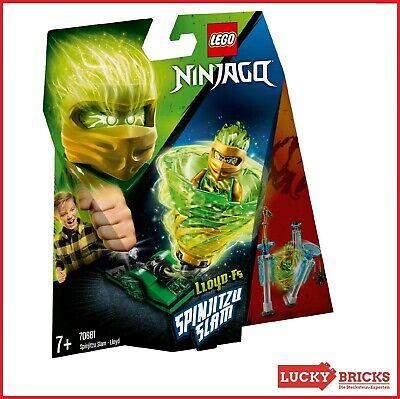 LEGO® NINJAGO™ - 70681 Spinjitzu Slam – Lloyd + NEU & OVP +