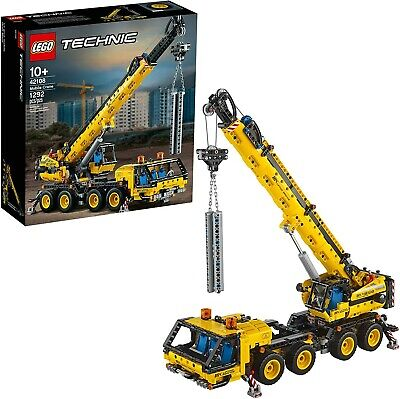 Hard To Find 100%Authentic LEGO Technic Mobile Crane (42108),UNOPENED