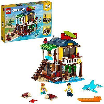 LEGO Creator 31118 - Casa surfera en la playa. 3 en 1....