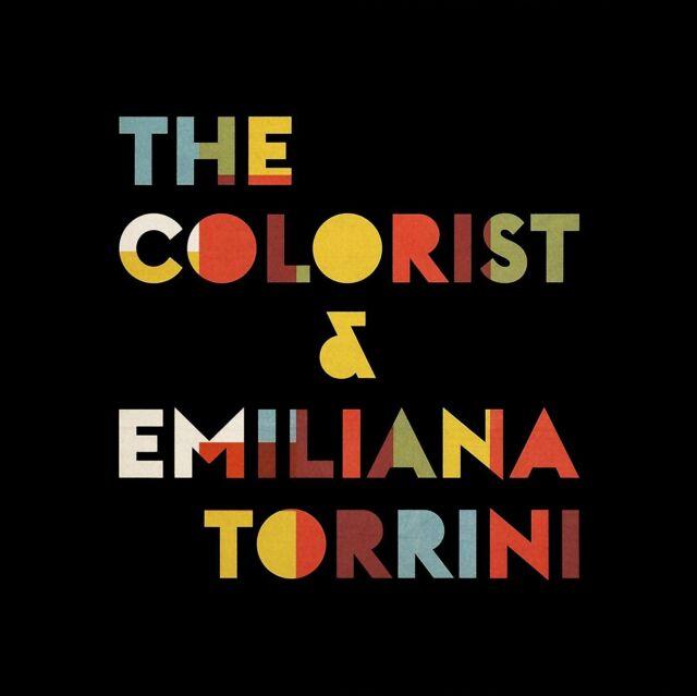 THE COLORIST & EMILIANA TORRINI - SELF-TITLED - NEW CD ALBUM