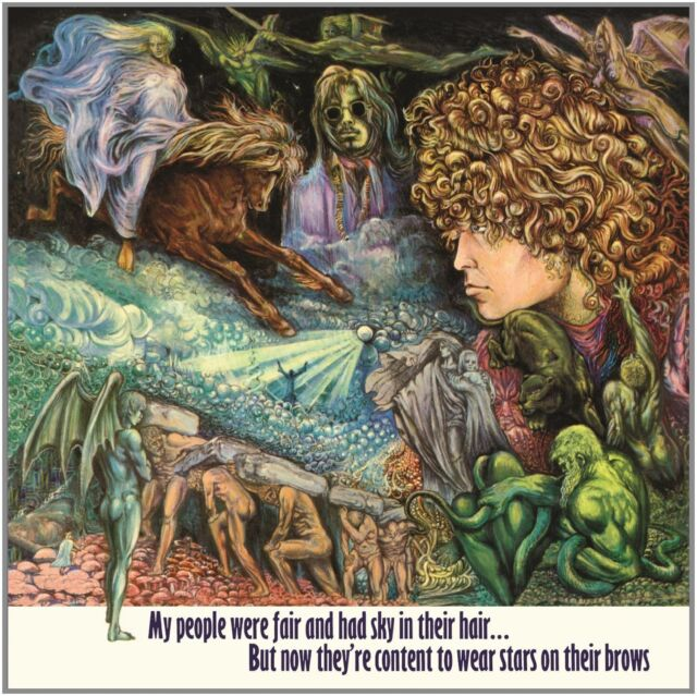 TYRANNOSAURUS REX My People Were Fair... 2015 UK 180g mono vinyl 2LP SEALED/NEW
