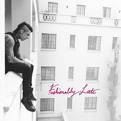 FALLING IN REVERSE - FASHIONABLY LATE  CD NEW+