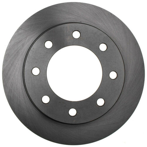 ACDelco 18A834A Advantage Non-Coated Front Disc Brake Rotor