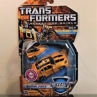 Transformers RTS Deluxe Class BUMBLEBEE (Classics Redeco) MOSC/New, 2011 Hasbro