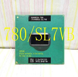Intel Pentium M 780 (SL7VB) 2.26GHz/2MB/ FSB 533MHz Notebook Processor