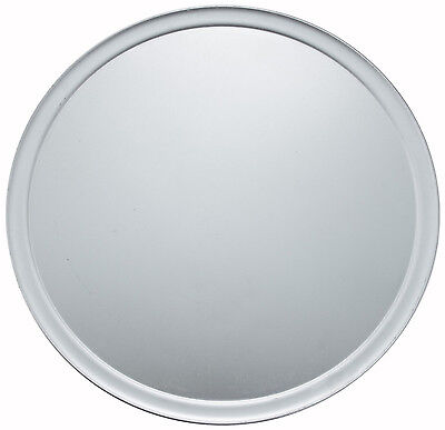 Winco APZT-20 20 Aluminum Wide Rim Pizza Pan