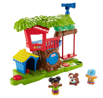 Fisher-Price Little People Swing & Share Treehouse
