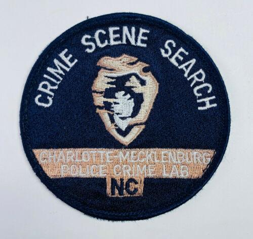 Crime Scene Search Charlotte Mechlenburg Police Crime Lab North Carolina Patch