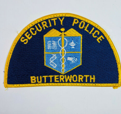 Butterworth Hospital Security Police Grand Rapids Michigan Patch