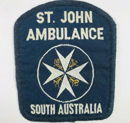 St. John Ambulance South Australia Patch