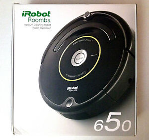 iRobot Roomba 650 Vacuum Robot Brand New Free Ship USA - SHIPS WORLDWIDE!!