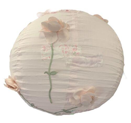 "Target Simply Shabby Chic Nursery Decorative Lantern Pink 20.75"" Tall LOT OF 3"