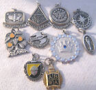 Sterling Silver Charms Lot