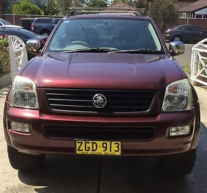 2004 Holden Rodeo LT RA Manual Earlwood Canterbury Area Preview